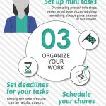 5 Tips to Beat Procrastination [Infographic]